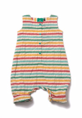 Organic-Beachhut-Seersucker-Playsuit